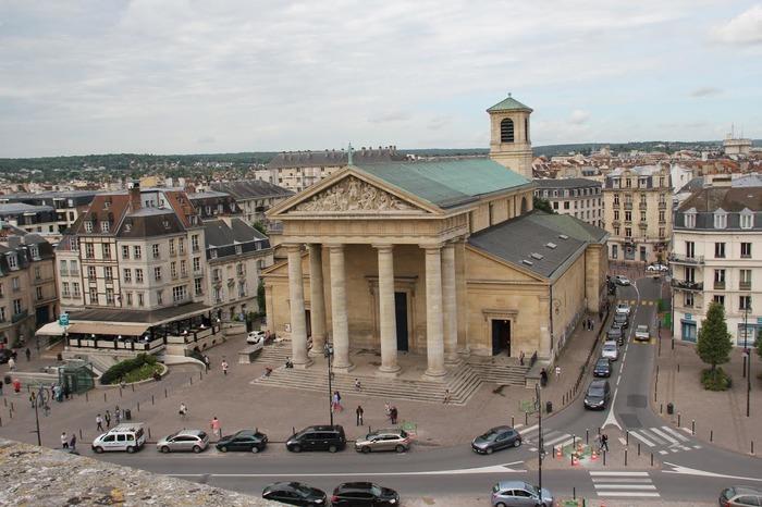 Journées du patrimoine 2018 - Visite libre de l'intérieur de l'Eglise Saint Germain