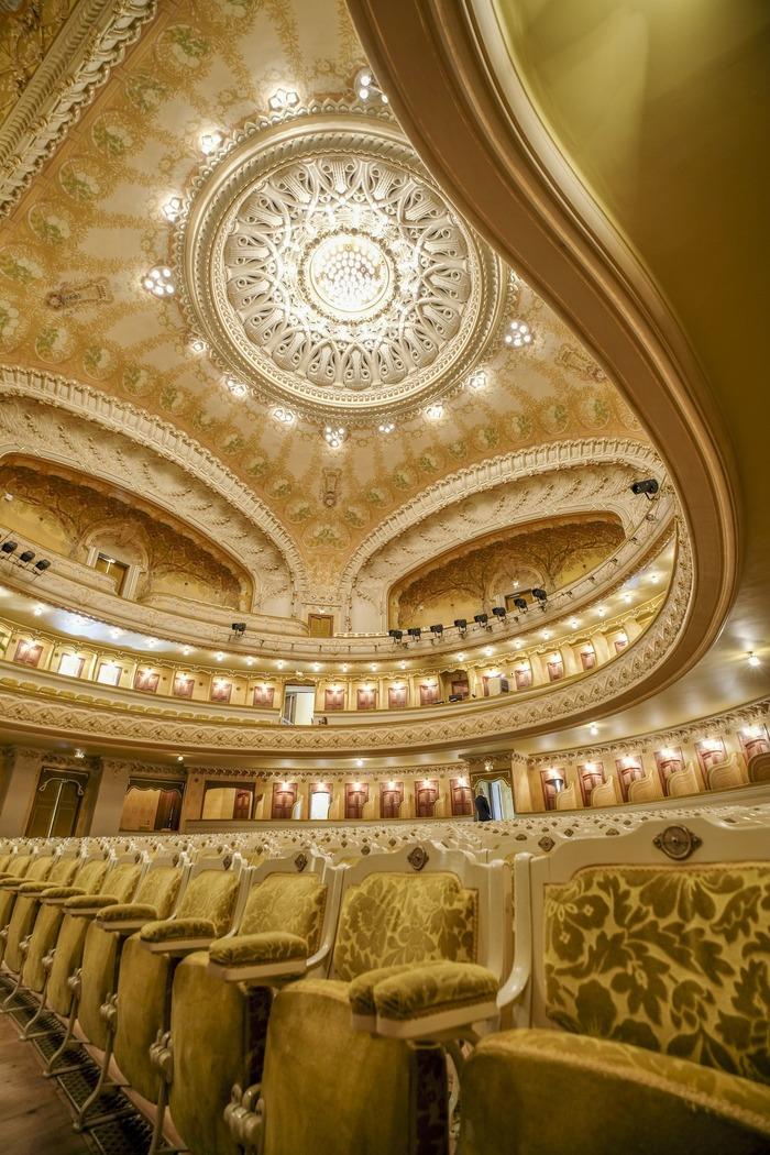 Journées du patrimoine 2018 - Opéra, ouvre-toi !