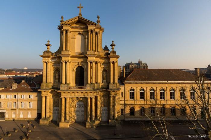 Journées du patrimoine 2018 - Visite libre de la basilique Saint-Vincent