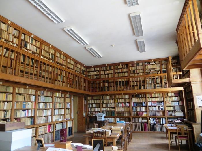 Crédits image : © Bibliothèque Saint-Anthelme
