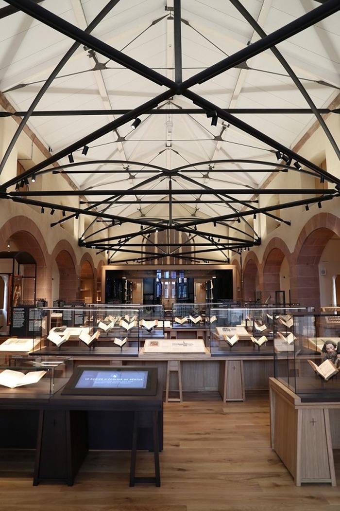 Journées du patrimoine 2018 - Visite libre de la Bibliothèque humaniste