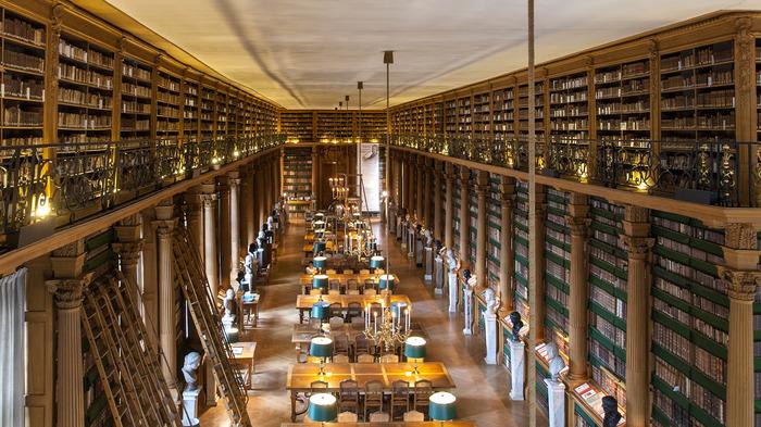 Journées du patrimoine 2018 - Visite libre de la Bibliothèque Mazarine