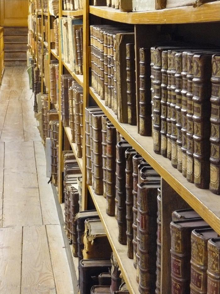 Journées du patrimoine 2018 - Visite libre de la bibliothèque patrimoniale