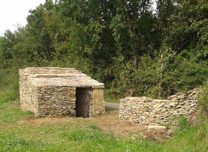 Journées du patrimoine 2018 - Visite libre de la Cadole du chemin des Moulins
