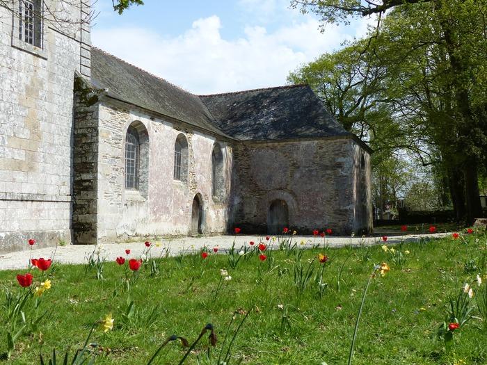 Journées du patrimoine 2018 - Visite libre de la chapelle classée Sainte-Suzanne à Mûr de Bretagne.