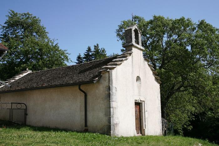 Journées du patrimoine 2018 - Visite libre de la chapelle d'Egieu