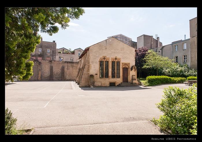 Journées du patrimoine 2018 - Visite libre de la chapelle de la Miséricorde