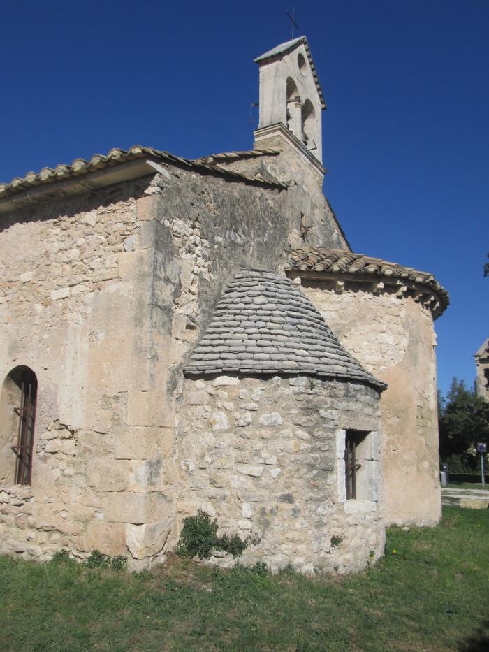 Journées du patrimoine 2018 - Visite libre de la chapelle de Notre Dame des Vignères