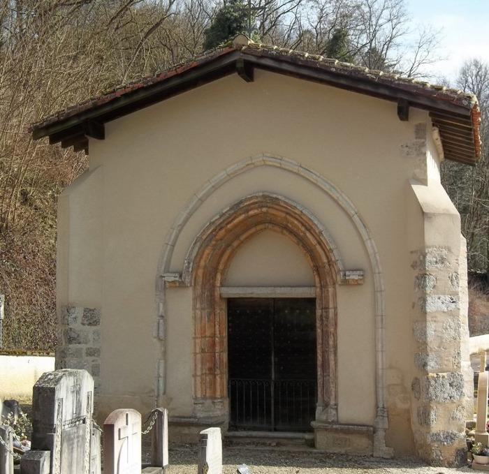Journées du patrimoine 2018 - Visite libre de la chapelle des Crues.