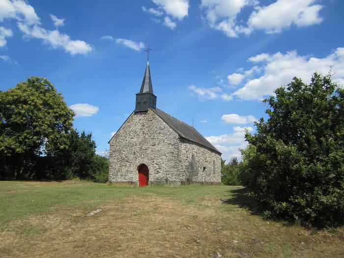 Journées du patrimoine 2018 - Visite libre de la chapelle des Lieux Saints