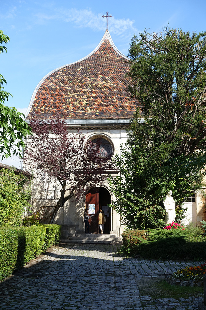 Journées du patrimoine 2018 - Visite libre de la chapelle du monastère de la Visitation