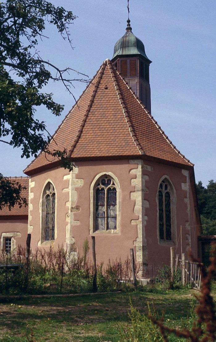 Journées du patrimoine 2018 - Chapelle du Schaefertal