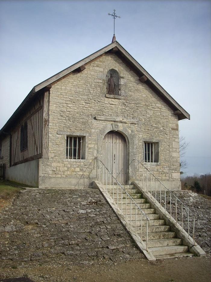 Journées du patrimoine 2019 - Visite libre de la Chapelle du Tertre