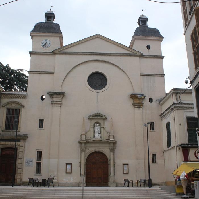 Journées du patrimoine 2018 - Visite libre de la chapelle jésuite Saint-Michel-des-Lycées de Roanne