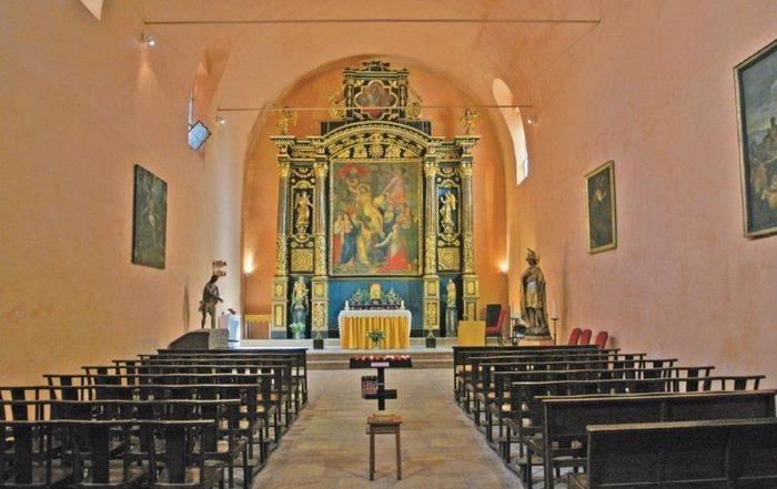 Journées du patrimoine 2018 - Visite libre de la Chapelle Miséricorde