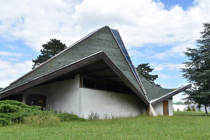 Journées du patrimoine 2018 - Chapelle Notre-Dame de l'Espérance - Hôpitaux de Brabois
