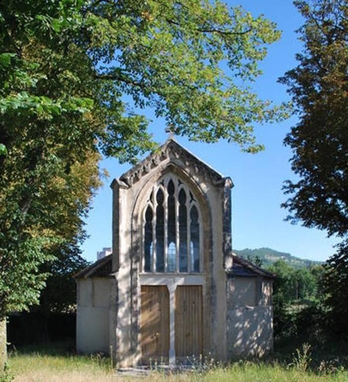 Journées du patrimoine 2018 - Visite libre de la chapelle Saint Ferréol