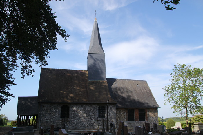 Journées du patrimoine 2018 - Visite libre de la chapelle Saint-Georges de Valmartin
