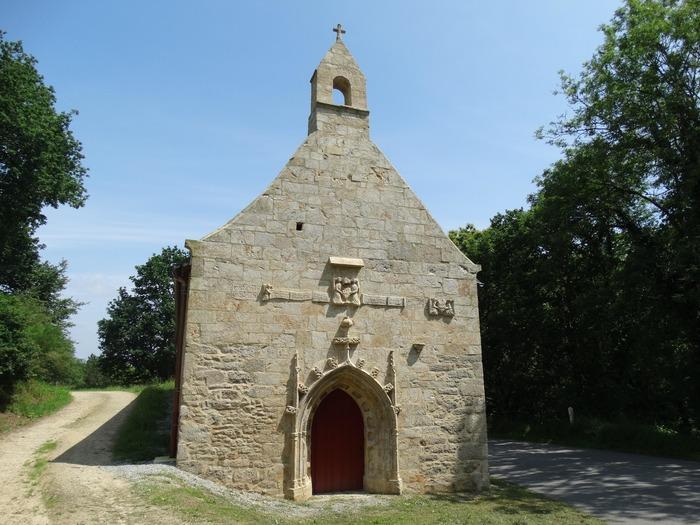 Journées du patrimoine 2018 - Visite libre de la chapelle Saint-Jacques