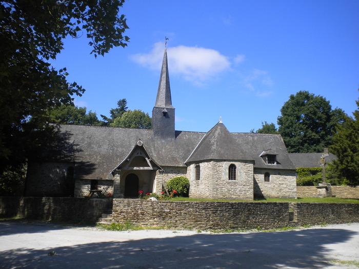 Journées du patrimoine 2018 - Visite libre de la Chapelle Saint-Melec