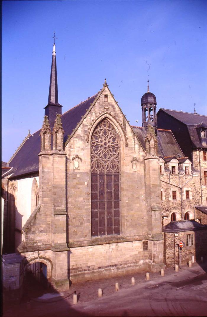 Journées du patrimoine 2018 - Visite libre de la chapelle Saint-Nicolas