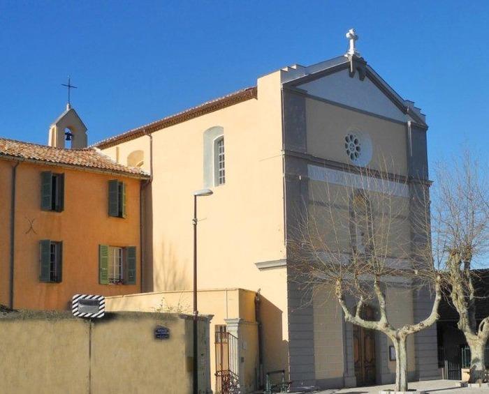 Journées du patrimoine 2017 - Visite libre de la Chapelle Saint-Tropez hors les murs
