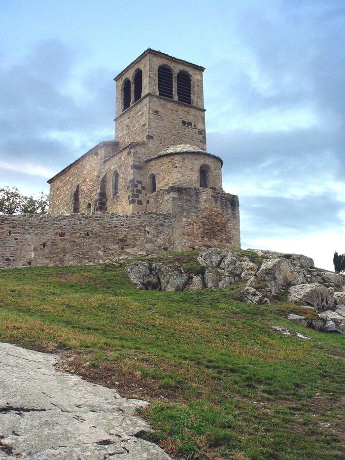 Journées du patrimoine 2018 - Visite libre de la chapelle Saint-Vincent (romane du Xème siècle).