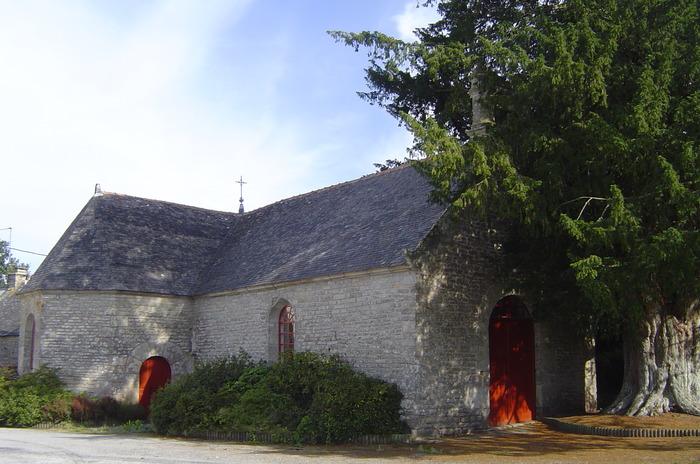 Journées du patrimoine 2018 - Visite libre de la Chapelle Saint-Yves, à Cruguel