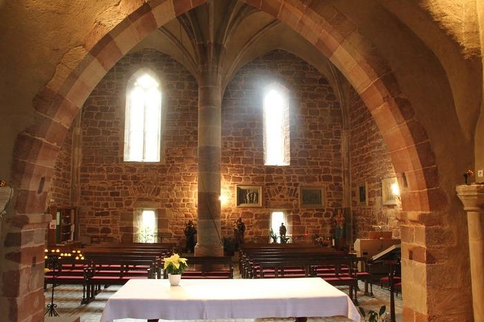 Journées du patrimoine 2018 - Visite libre de la Chapelle Sainte-Croix