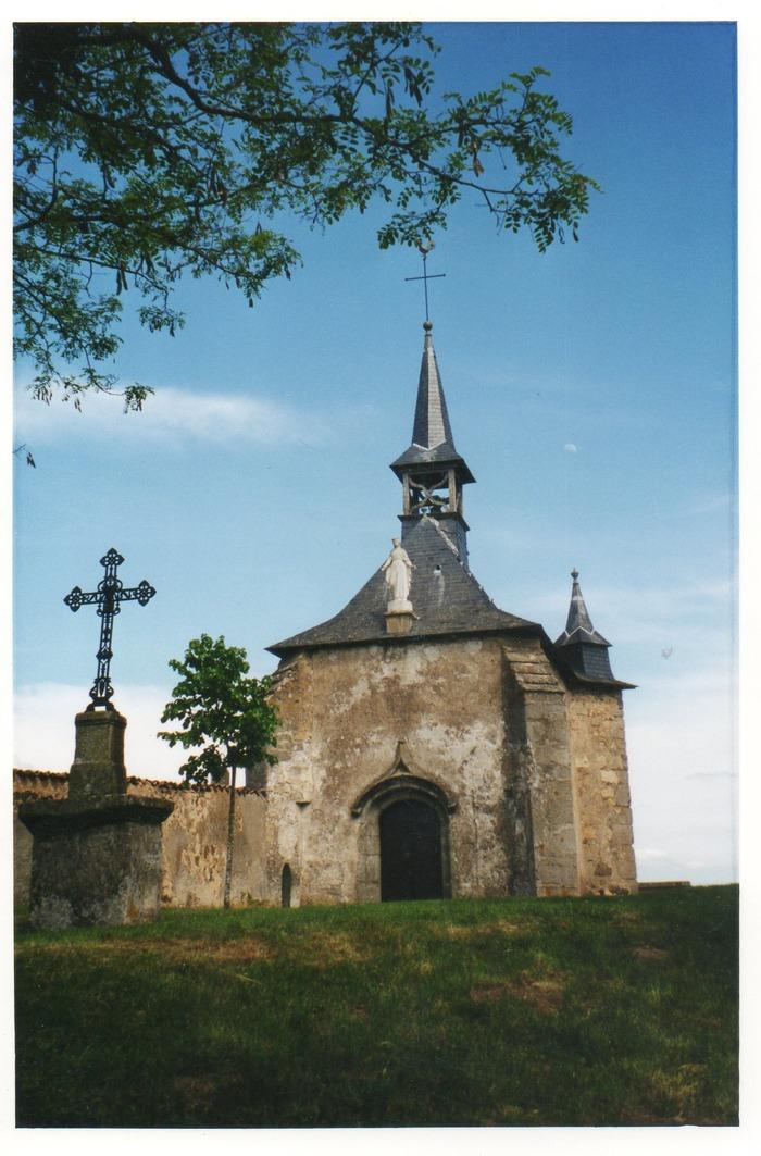 Journées du patrimoine 2018 - Visite libre de la chapelle Sainte-Barbe.