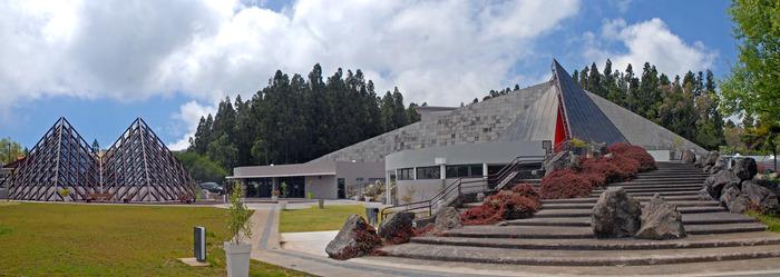 Journées du patrimoine 2018 - visite libre de la Cité du Volcan