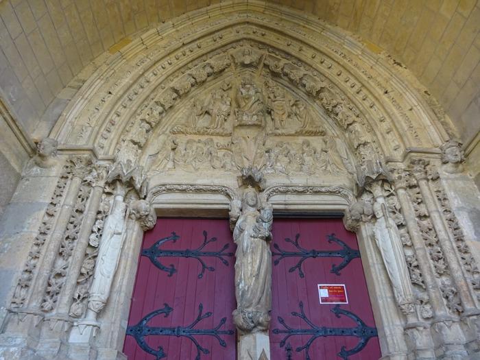 Journées du patrimoine 2018 - Visite libre de la collégiale Notre-Dame de l'Assomption