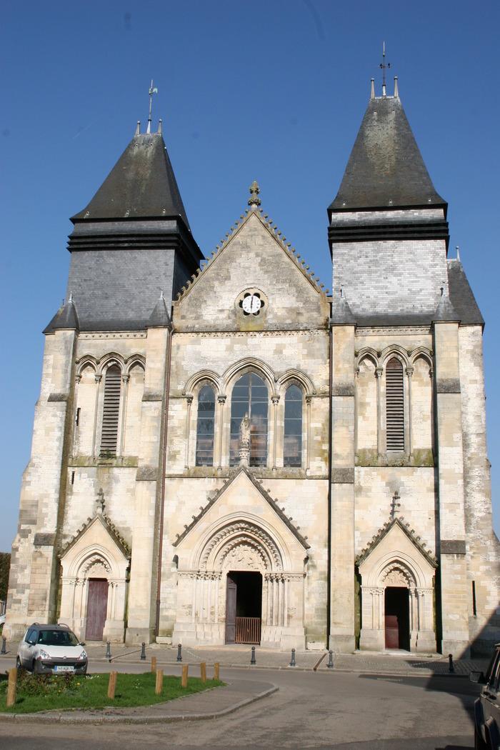 Journées du patrimoine 2018 - Visite libre de la Collégiale Saint-Hildevert de Gournay-en-Bray