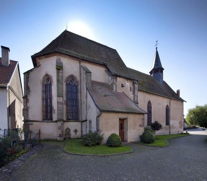 Journées du patrimoine 2018 - Collégiale Saint-Blaise