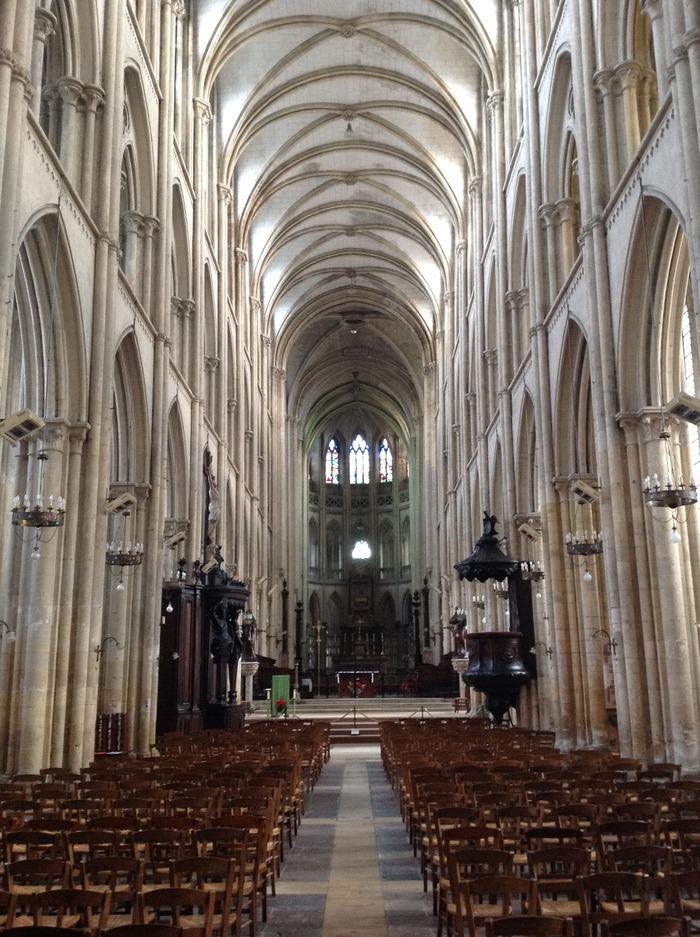 Journées du patrimoine 2018 - Visite libre de la collégiale Notre-Dame et Saint-Laurent