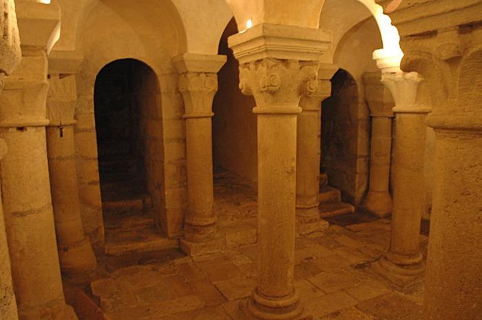 Journées du patrimoine 2018 - Visite libre de la crypte