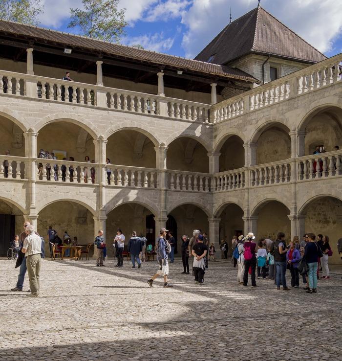 Journées du patrimoine 2018 - Visite libre de la demeure Renaissance.