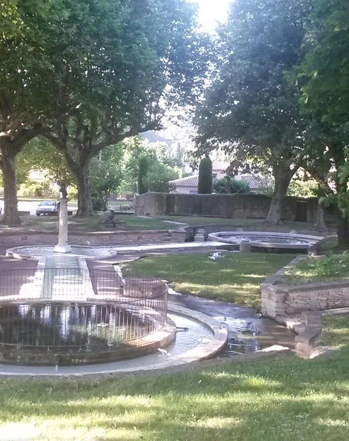Journées du patrimoine 2018 - La fontaine-lavoir