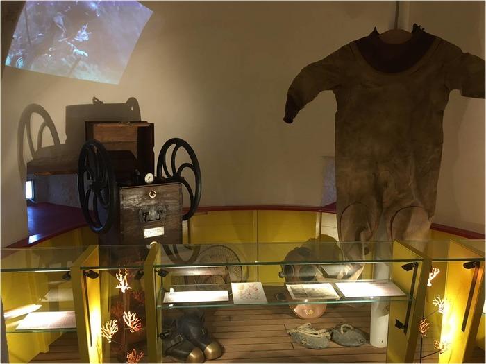 Journées du patrimoine 2018 - visite libre de la forteresse et du musée d'histoire maritime - découverte des nouvelles salles du musée