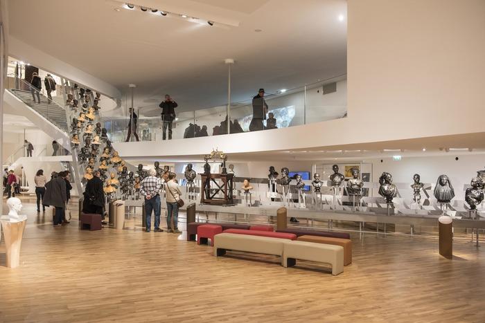 Journées du patrimoine 2018 - Visite libre de la Galerie de l'Homme