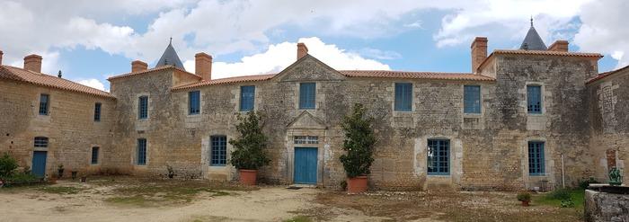 Journées du patrimoine 2018 - Visite libre de la Haute Cour du Logis de la Chevallerie