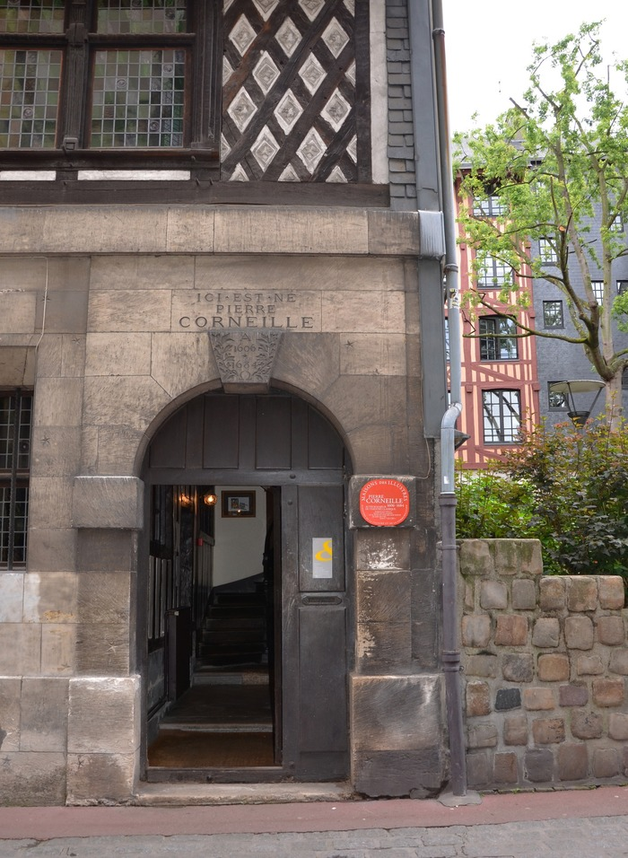 Journées du patrimoine 2018 - Visite libre de la Maison Corneille