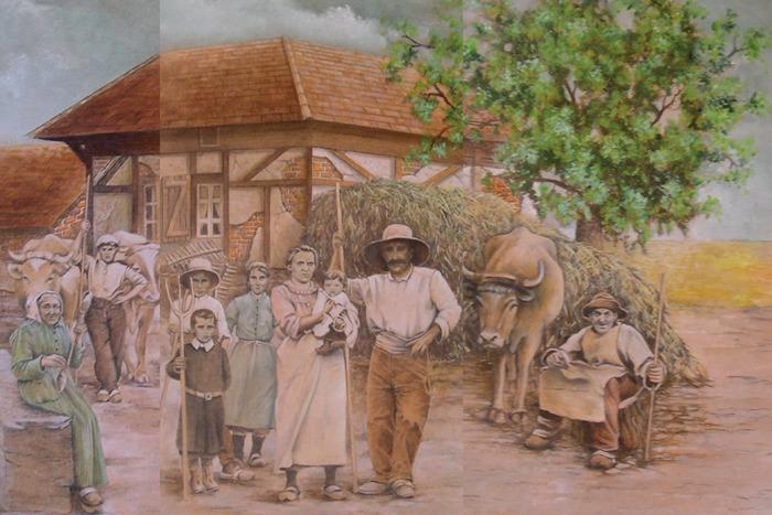 Journées du patrimoine 2018 - Visite libre de la maison de l'agriculture et de l'alimentation bressanes