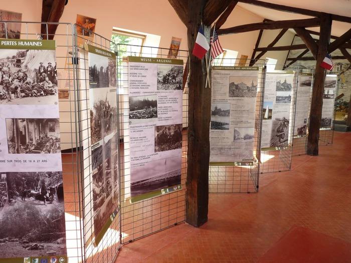 Journées du patrimoine 2018 - Visite libre de la Maison de l'histoire