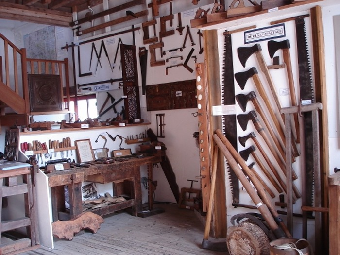 Journées du patrimoine 2018 - Visite libre de la Maison des Arts et Traditions
