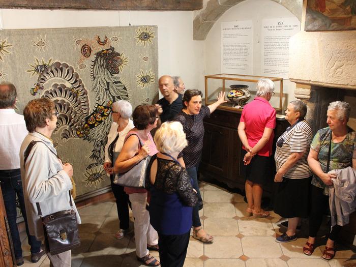 Journées du patrimoine 2018 - Visite libre de la maison du tapissier