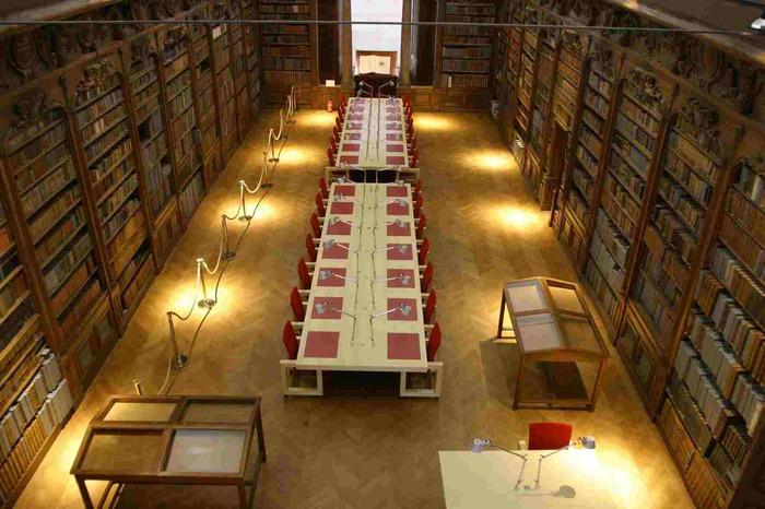 Journées du patrimoine 2018 - Visite libre de la médiathèque d'Alençon