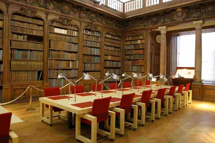 Crédits image : Médiathèque de la Communauté urbaine d'Alençon