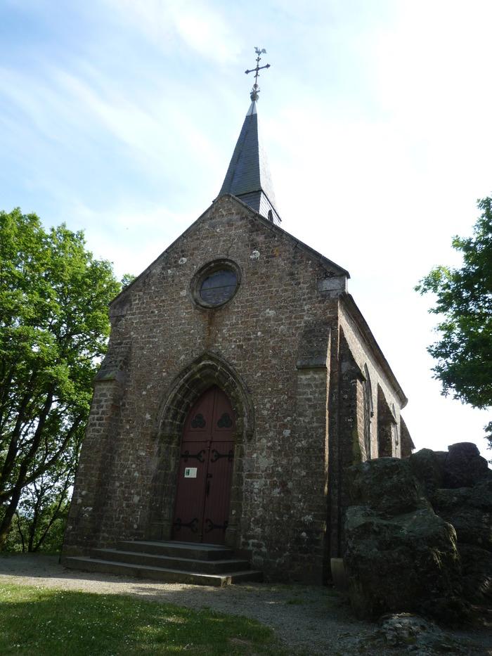 Journées du patrimoine 2018 - Visite libre de la petite chapelle Saint-Michel