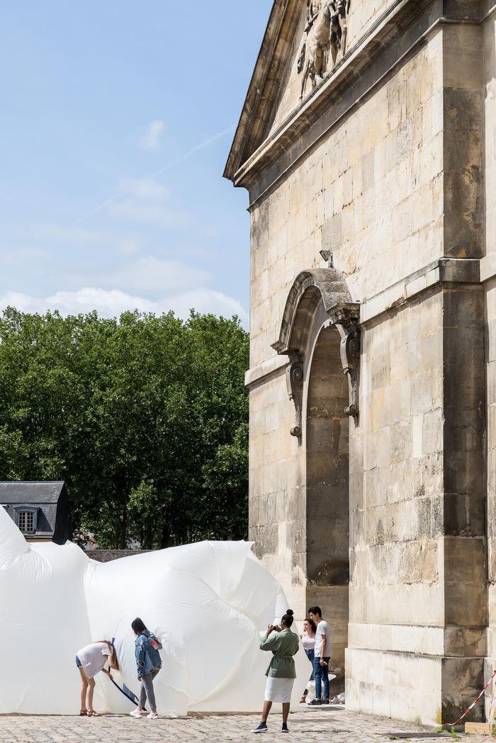 Journées du patrimoine 2018 - Visite libre de la Petite Écurie du Roy